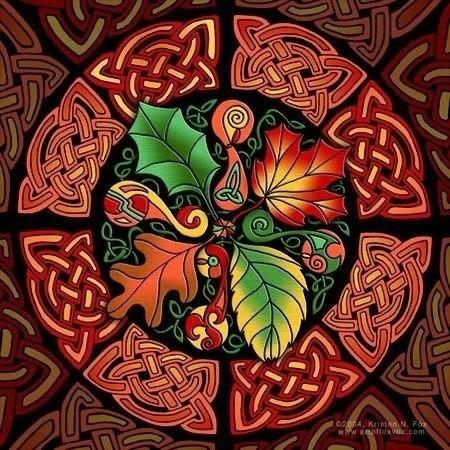 Кельтский Новый Год 014