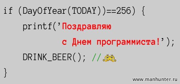 Лучшие картинки с днем программиста   красивые поздравления (13)