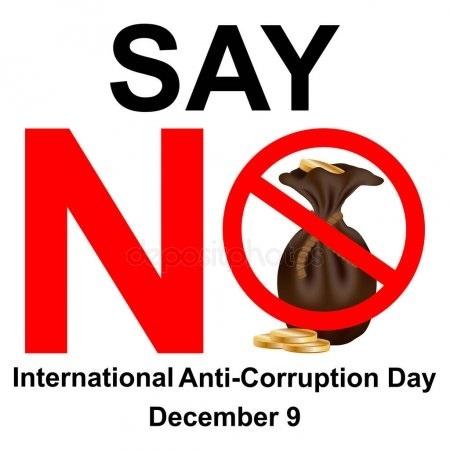 Международный день борьбы с коррупцией 007