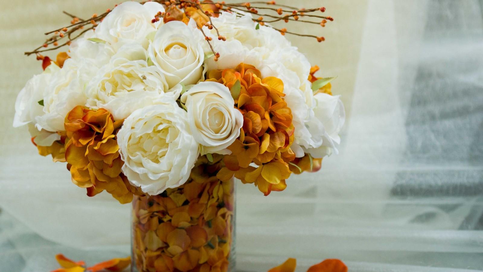 Обои для рабочего стола осенние цветы   скачать бесплатно (21)