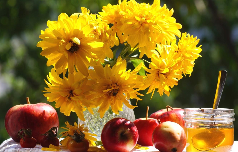 Обои для рабочего стола осенние цветы   скачать бесплатно (22)
