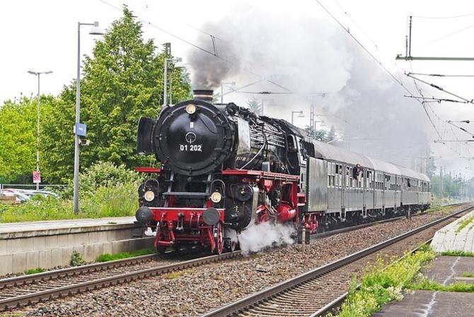 Первое воскресенье августа День железнодорожника 008