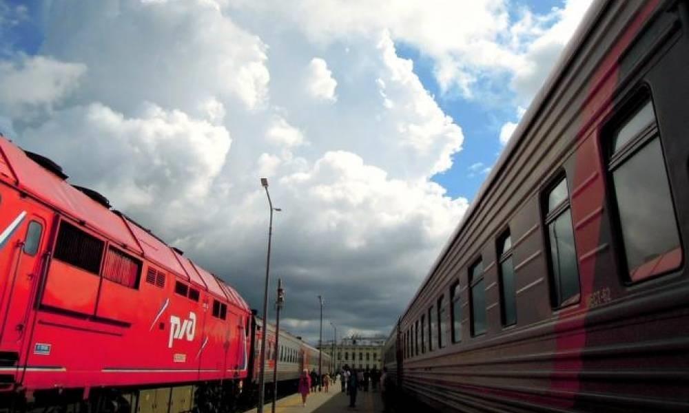 Первое воскресенье августа День железнодорожника 010