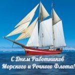 Первое воскресенье июля День работников морского и речного флота (19 фото)