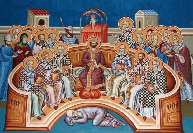 Первое воскресенье после весеннего полнолуния и после иудейской Пасхи Пасха 012