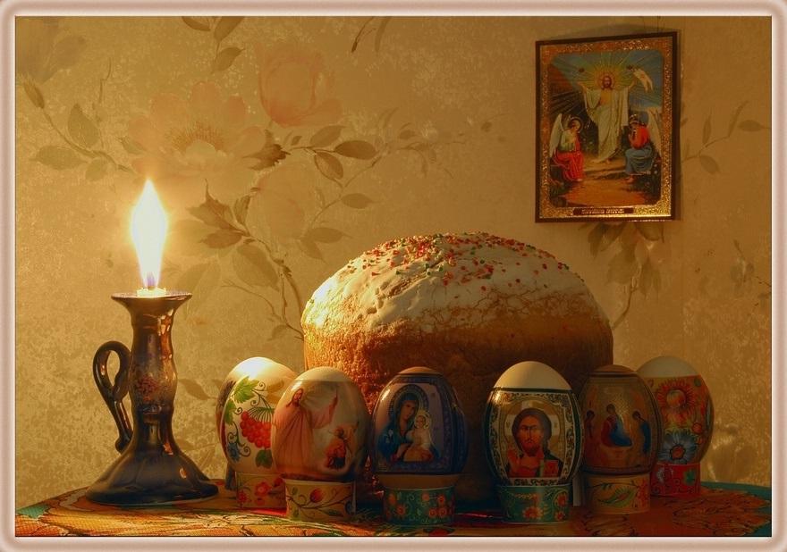 Первое воскресенье после весеннего полнолуния и после иудейской Пасхи Пасха 018