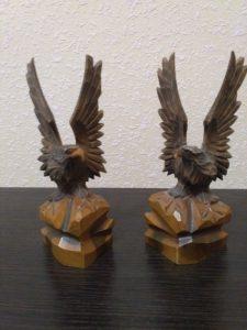 Поделки сувениры из дерева 012