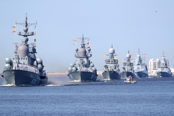 Последнее воскресенье июля День военно морского флота (ВМФ) 011
