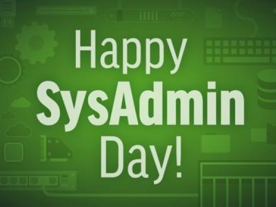Последняя пятница июля День системного администратора 002