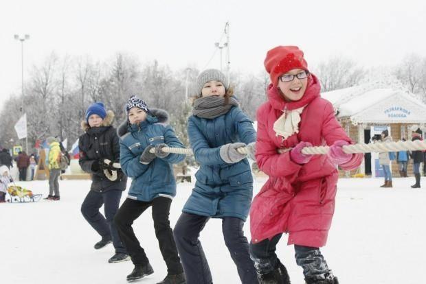 Предпоследнее воскресенье января Международный день снега 003