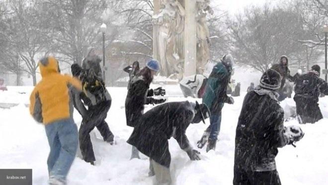 Предпоследнее воскресенье января Международный день снега 006