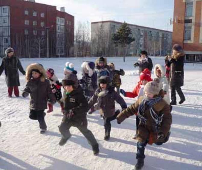 Предпоследнее воскресенье января Международный день снега 008