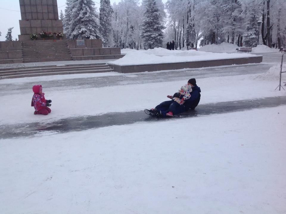Предпоследнее воскресенье января Международный день снега 010