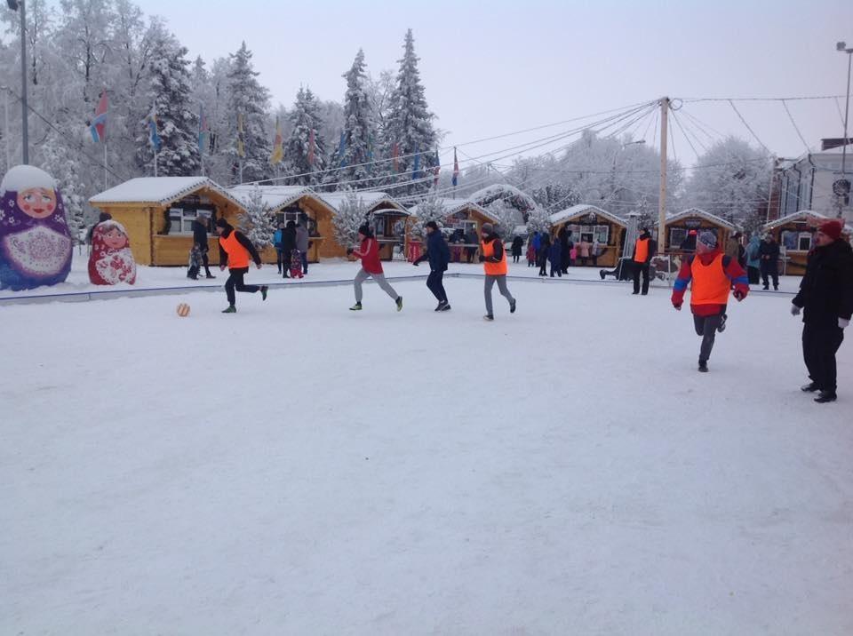 Предпоследнее воскресенье января Международный день снега 011