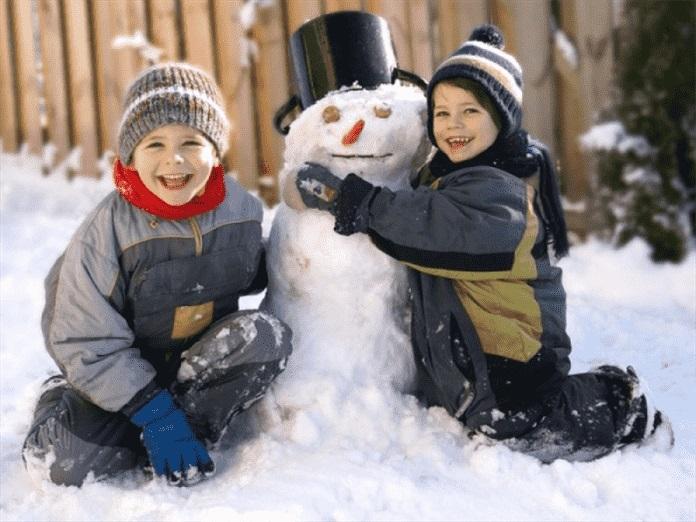 Предпоследнее воскресенье января Международный день снега 016