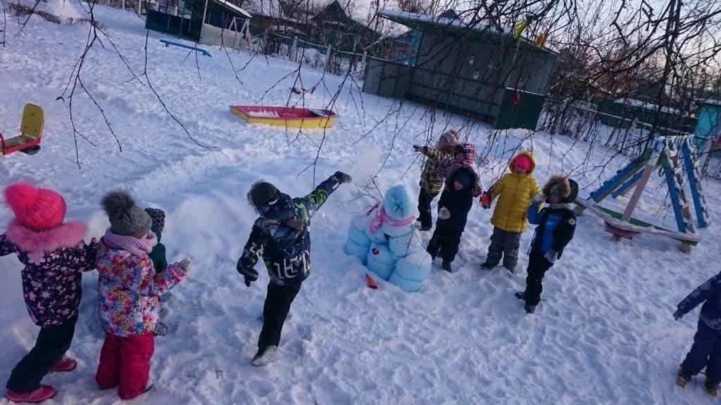 Предпоследнее воскресенье января Международный день снега 017