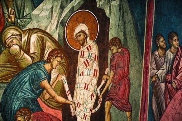 Суббота перед Вербным Воскресением Лазарева суббота 010