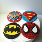 Супергерои из мастики — подборка (25 фото)