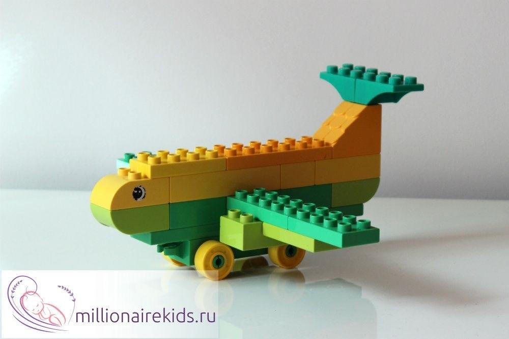 Схемы lego для детей 017