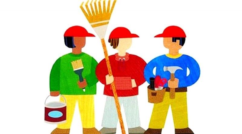 Третье воскресенье марта День работников бытового (4)