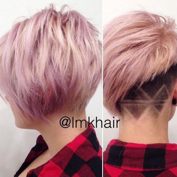 Узоры на женских волосах 026