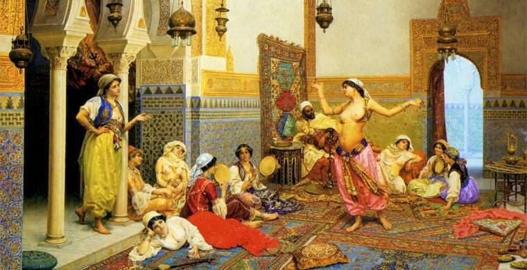 Фото в гареме звездного султана 017