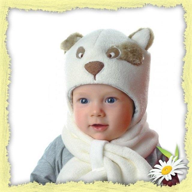 Фото детские шапки с ушками 010