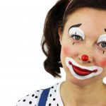 Фото клоуна гримм — сборка (24 штуки)