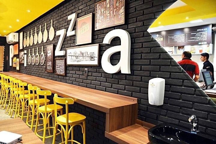 Фото пиццерия интерьер 011