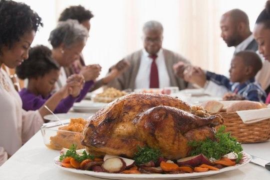 Четвертый четверг ноября День благодарения 24 100 002