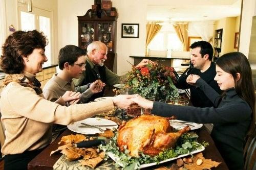 Четвертый четверг ноября День благодарения 24 100 005