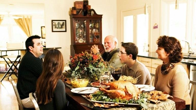 Четвертый четверг ноября День благодарения 24 100 013