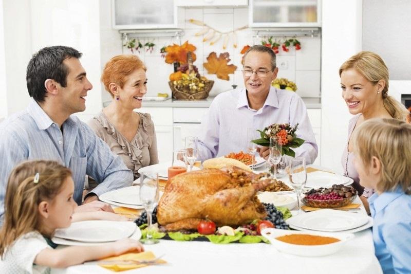 Четвертый четверг ноября День благодарения 24 100 015