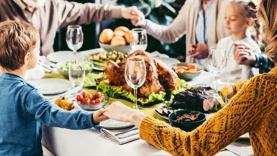 Четвертый четверг ноября День благодарения 24 100 020