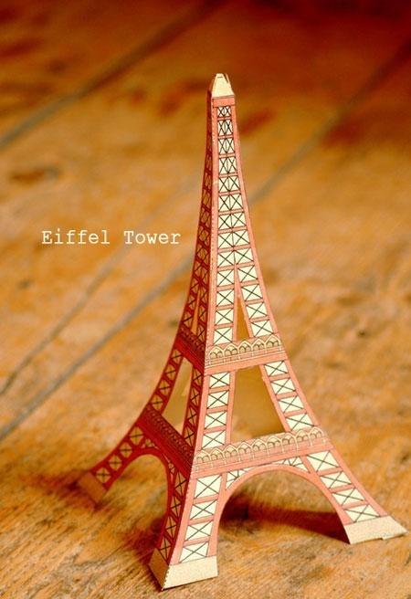 Эйфелева башня своими руками 010
