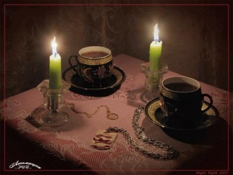 день поседелок при свечах 010