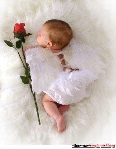 картинки дети ангелочки 005