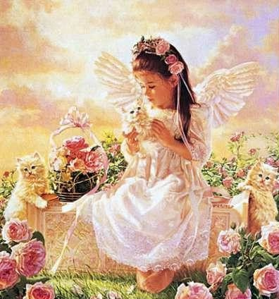 картинки дети ангелочки 006