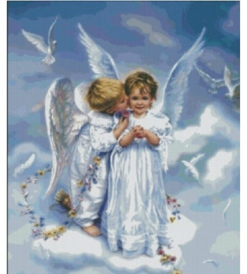 картинки дети ангелочки 011