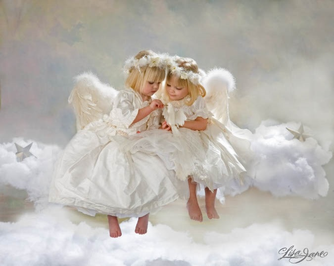 картинки дети ангелочки 012