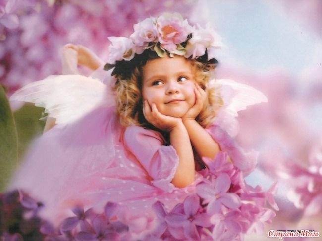 картинки дети ангелочки 014