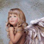 Картинки дети ангелочки — сборка