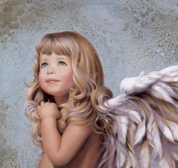 картинки дети ангелочки 018