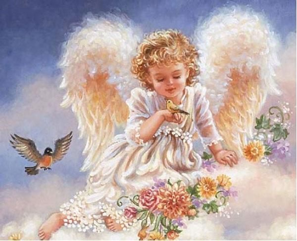 картинки дети ангелочки 019