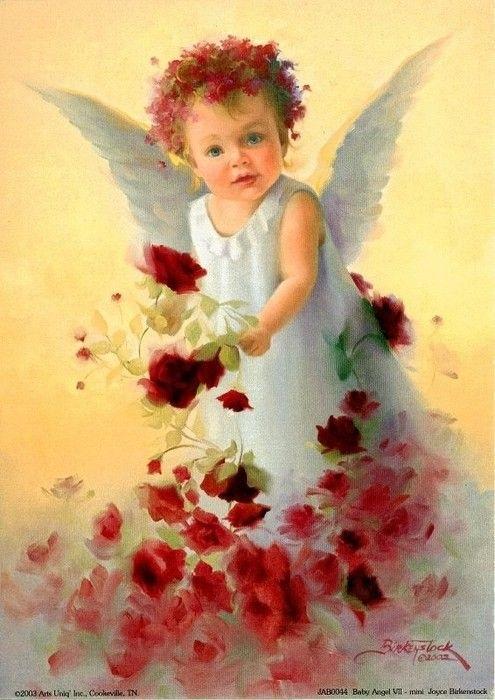картинки дети ангелочки 021