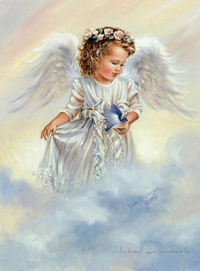 картинки дети ангелочки 023