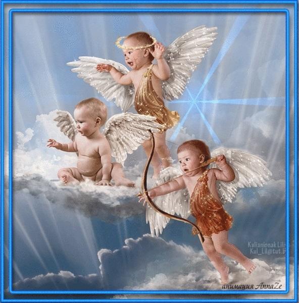картинки дети ангелочки 024
