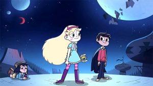 картинки звездная принцесса и силы зла для срисовки 013