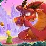 Картинки принцесса и дракон — скачать