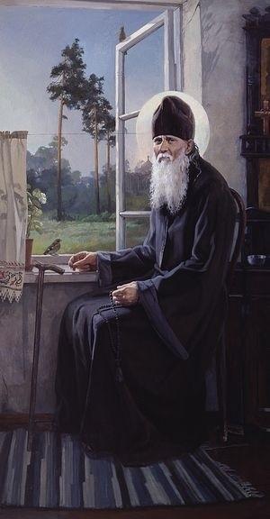 10 июля Обретение мощей преподобного Амвросия Оптинского 001
